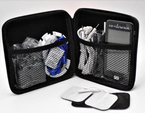 מכשיר טנס לשיכוך כאבים ולפזיותרפיה