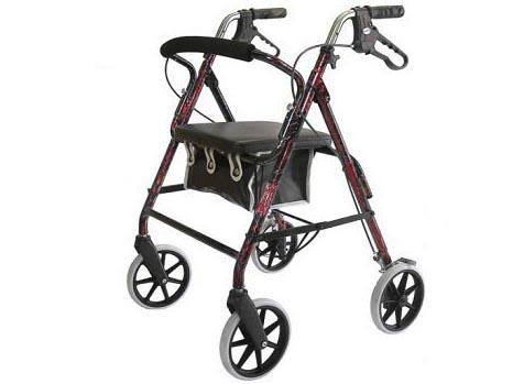 רולטור 4 גלגלים עם כסא