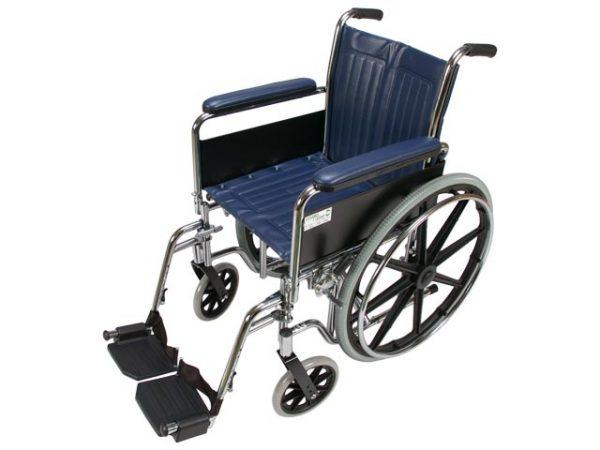 כסא גלגלים סטנדרטי - יציב ונח