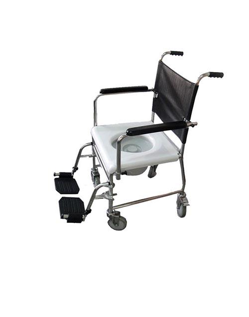 כסא רחצה ושרותים על גלגלים